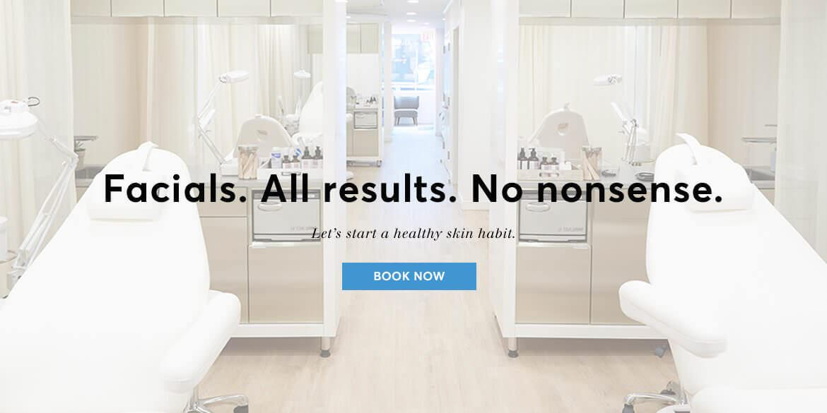 Silver Mirror Facial Bar NYC - Healthy Skin Habit