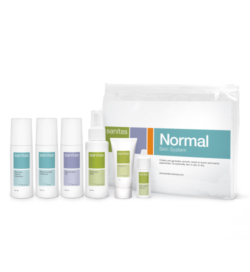 Sanitas-Skincare-Normal-Skin-System