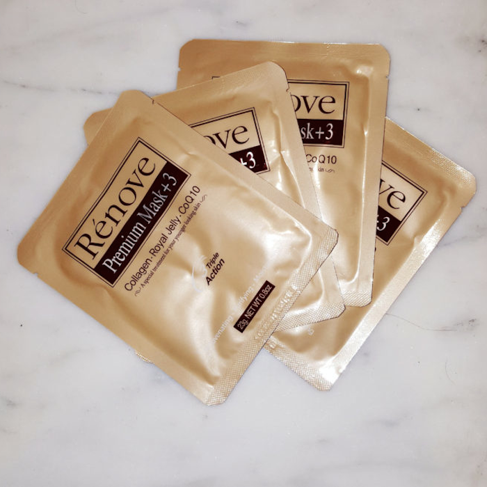 Renove Facial Masks